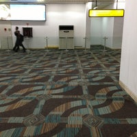 Photo taken at Terminal 2 by Jacky K. on 1/4/2013