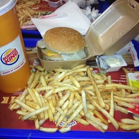Photo taken at Burger King by Alper A. on 9/2/2013