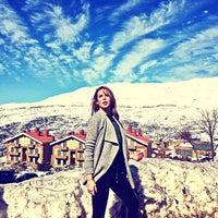 Photo taken at Mount Sanine by Валерия Н. on 2/27/2015