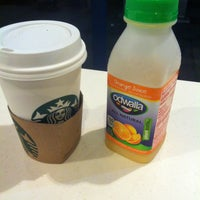 Photo taken at Starbucks by Artem on 1/13/2013