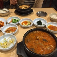 Photo taken at Convoy Tofu House by Ben H. on 7/4/2015
