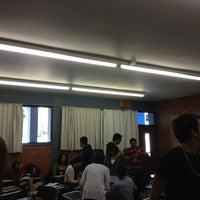 Photo taken at Facultad de Comunicación y Mercadotecnia de la UDLSB by Jerry C. on 10/29/2013