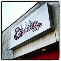Photo taken at The Griddle Cafe by Michelangelo R. on 10/29/2012