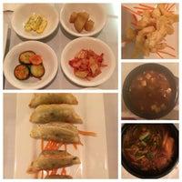 Photo taken at Riverside Korean Restaurant by Sandeep on 7/16/2016