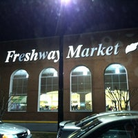 Photo taken at Freshway Market by Summer P. on 3/23/2013