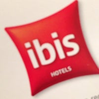 Photo taken at Hotel Ibis Zaragoza Centro by Jan M. on 10/6/2013