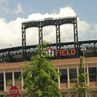 Photo taken at Citi Field Parking Lot by Nelson G. on 7/14/2013