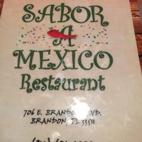 Photo taken at Sabor A Mexico by Jose S. on 11/28/2015