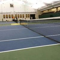 Photo taken at University of Michigan Varsity Tennis Center by Scott R. on 2/22/2014