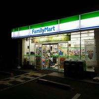 Photo taken at FamilyMart by Chuki on 8/17/2016