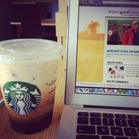Photo taken at Starbucks by David A. on 7/8/2013