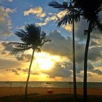 Photo taken at Praia de Tambaú by Herbert A. on 3/16/2013