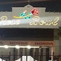 Photo taken at Rose Bowl Stadium by John G. on 6/13/2013