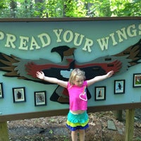 Photo taken at Binghamton Zoo at Ross Park by Ryan Y. on 6/30/2013