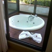 Photo taken at Limak Limra Resort by Chelsy V. on 9/26/2012