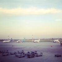 Photo taken at Terminal F (KBP) by Olga S. on 5/11/2013