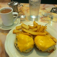 Photo taken at Z-7 Classic Diner by Zach L. on 12/26/2012