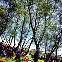 Photo taken at Parque Recreativo El Ameyal by Pedro I. on 3/16/2014