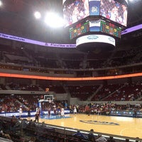 Photo taken at Mall of Asia Arena by Ronald R. on 6/30/2013