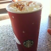 Photo taken at Starbucks by Narcy V. on 11/8/2012