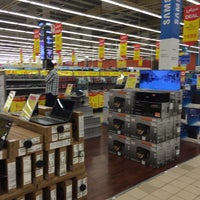 Photo taken at Carrefour by Harun R. on 7/19/2016