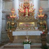 Photo taken at Chiesa dei S. Geremia e Lucia by Danilo V. on 10/4/2015