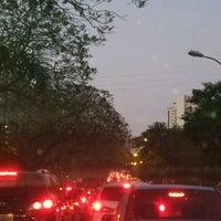 Photo taken at Avenida Nilópolis by Eveline B. on 10/5/2012