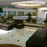 Photo taken at Hyatt Regency Merida by Jonathan B. on 11/15/2012