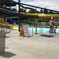 Photo taken at Roaring Springs Water Park by Laurel M. on 8/30/2014