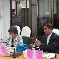 Photo taken at องค์การบริหารส่วนจังหวัดอุบลราชธานี by สันติธร ย. on 7/9/2014