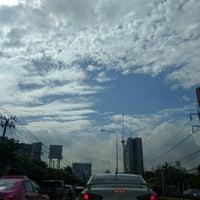 Photo taken at Chaeng Watthana Road by Kan ❤. on 7/14/2016