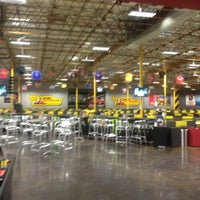 Photo taken at Pole Position Raceway by Bethany P. on 12/14/2012