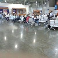 Photo taken at Terminal C by Leobardo G. on 4/19/2013