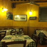 Photo taken at Osteria Nonna Gina by Nihat O. on 11/28/2015
