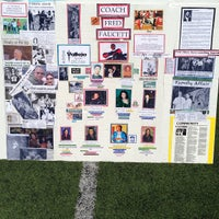 Photo taken at Corbus Field by Alex J. on 4/13/2013
