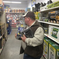 Photo taken at Harbor Freight Tools by Tammy B. on 1/10/2013
