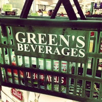 Photo taken at Green's Beverages by Tyler L. on 6/16/2013