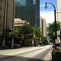 Photo taken at The Mall at Peachtree Center by Tyler L. on 7/29/2013
