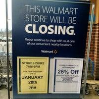 Photo taken at Walmart Supercenter by Jen L. on 1/20/2016