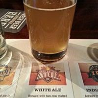 Photo taken at Rock Bottom Restaurant & Brewery by Robert W. on 4/2/2014