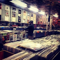 Photo taken at A-1 Records by Andres A. on 4/29/2013