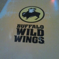 Photo taken at Buffalo Wild Wings by Clay R. on 2/13/2013