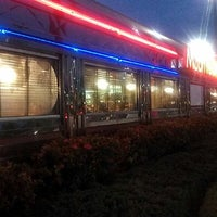 Photo taken at Moonlite Diner by Bryan A. on 1/19/2013