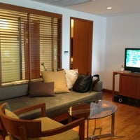 Photo taken at Woodlands Suites Serviced Residences Pattaya by Mye R. on 10/28/2012
