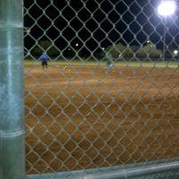 Photo taken at Kiwanis Park Softball Complex by Nicoletta F. on 10/31/2011