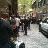 Photo taken at Midtown Comics by Jared on 9/21/2011