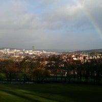 Photo taken at Meersbrook Park by Steve F. on 12/3/2011