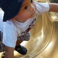 Photo taken at Kate Jackson Park by Lisa R. on 6/7/2014
