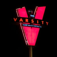 Photo taken at The Varsity by Summer H. on 3/9/2013
