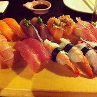 Photo taken at Hideki Sushi Bar e Restaurante by Bruno F. on 5/12/2013